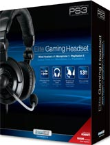 PlayStation 3 DreamGEAR Elite Gaming Headset