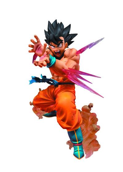 Dragon Ball Son Goku Figuarts Zero Fig Kamehameha Ver