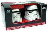 Star Wars Storm Trooper Molded Bank and Mug 2-Pack Set