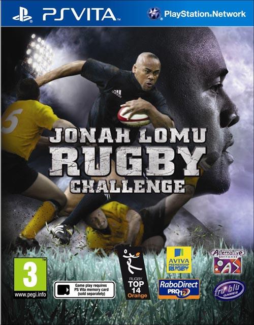 Jonah Lamu Rugby Challenge