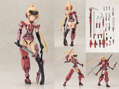 Frame Arms Girl Jinrai Plastic Model Kit
