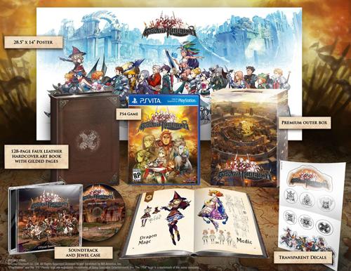 Grand Kingdom: Limited Edition