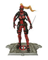 Marvel Select Lady Deadpool 6 1/2 Inch Action Figure