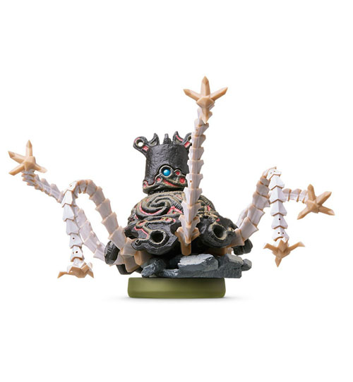 amiibo Guardian Legend of Zelda Breath of the Wild