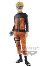 Naruto Shippuden: Grandista Shinobi Rel Naruto Figure