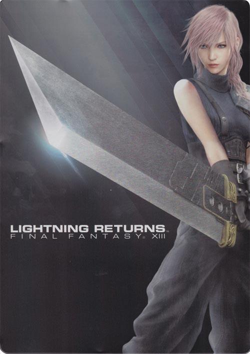 Final Fantasy XIII: Lightning Returns Steelbook Edition