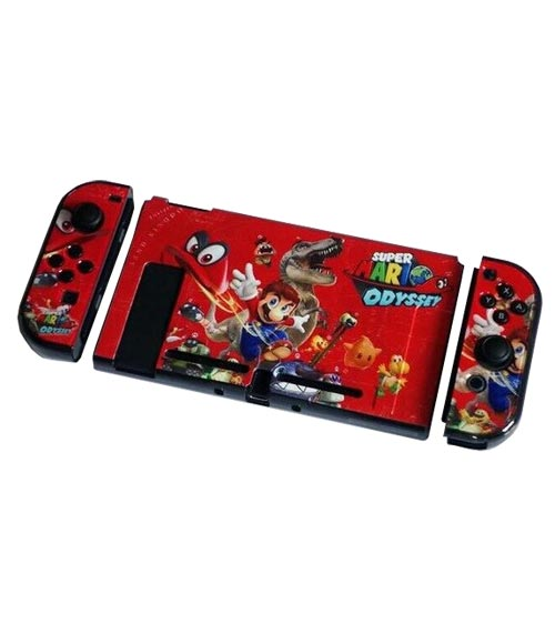 Nintendo Switch Super Mario Odyssey Protective Cover Shell