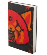 Aggretsuko Death Metal Hardcover Journal