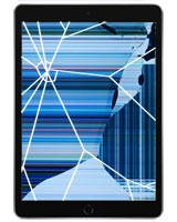iPad 6 Repairs: Glass & LCD Assembly Replacement Service Black