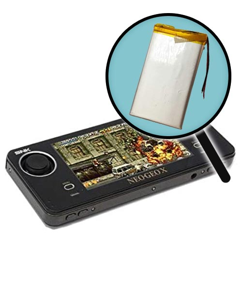 Neo Geo X Repairs: Battery Replacement Service