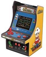 My Arcade Burgertime 6.75 Inch Micro Player