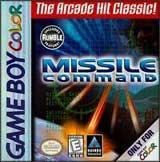 Missile Command (GameBoy Color Ver.)