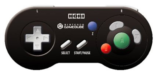 GameCube Digital Controller (Black) by Hori