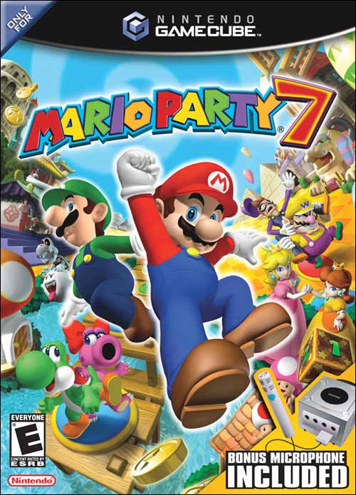 Mario Party 7 with Mic