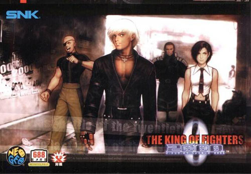 King of Fighters 2000 Neo Geo AES