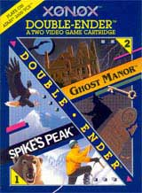 Ghost Manor / Spike's Peak