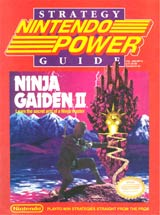 Nintendo Power Volume 15 Ninja Gaiden II Guide
