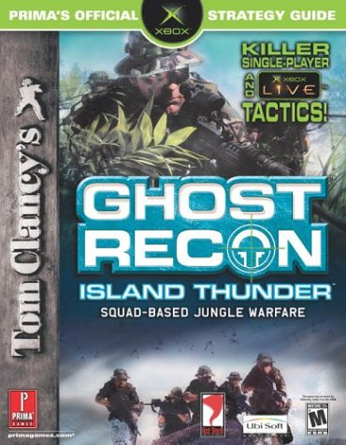 Ghost Recon: Island Thunder Prima's Official Strategy Guide