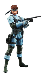Metal Gear Solid 2 Snake Ultra Detail Action Figure