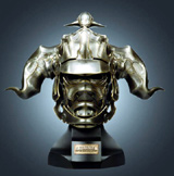 Final Fantasy XII: Artifacts Judge Master Gabranth Replica Helmet
