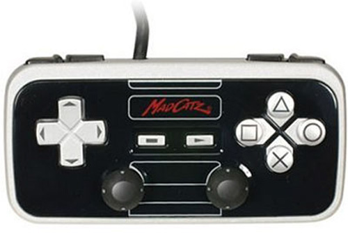 PS2 RetroCon Controller by Madcatz