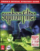 Syphon Filter Official Strategy Guide