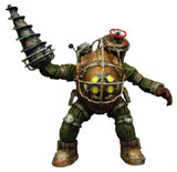Bioshock Big Daddy Action Figure