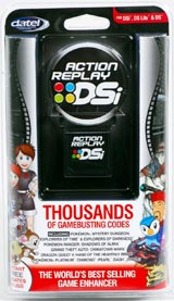 Nintendo DSi Action Replay
