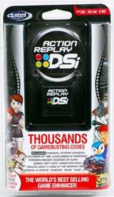 Nintendo DSi Action Replay