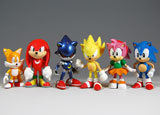 Sonic the Hedgehog 2-inch Mini Figure 6-pack