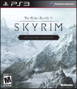 Elder Scrolls V: Skyrim Collector's Edition