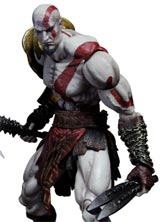 God of War III Play Arts Kai Kratos Action Figure
