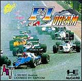 F-1 Dream PC Engine