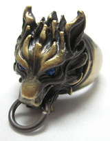 Final Fantasy VII Cloud Wolf Ring I