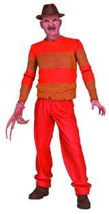 Nightmare on Elm Street Video Game Freddy Krueger Action Figure