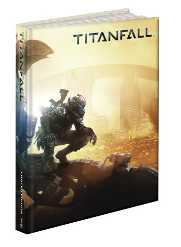 Titanfall Limited Edition: Prima Official Game Guide