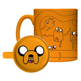 Adventure Time Jake On Bottom Mug
