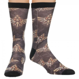 Legend of Zelda: Skyward Sword Sublimated Crew Socks