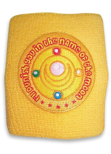 Sailor Moon Sweatband In the Name of the Moon