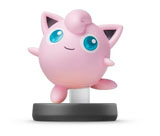 amiibo Jigglypuff Super Smash Bros