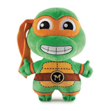 Teenage Mutant Ninja Turtles Phunny Michaelangelo 8 Inch Plush