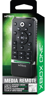 Xbox One Media Remote Nyko