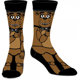 Five Nights at Freddy's 360 Crew Socks