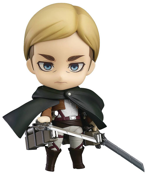 Attack on Titan Commander Erwin Smith Nendoroid