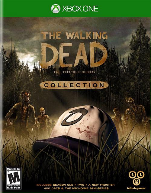 Walking Dead Telltale Series Collection