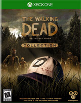 Walking Dead Telltale Series Collection
