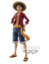 One Piece: Grandista Grandline Men Luffy Figure