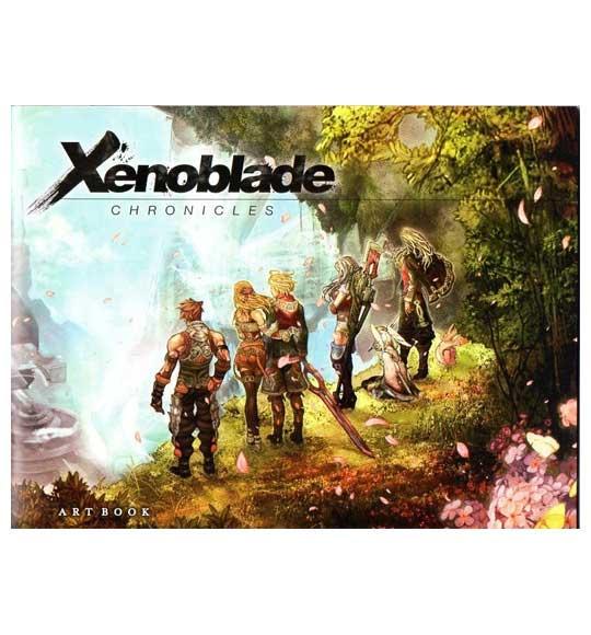 Xenoblade Chronicles Artbook