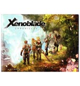 Xenoblade Chronicles Artbook