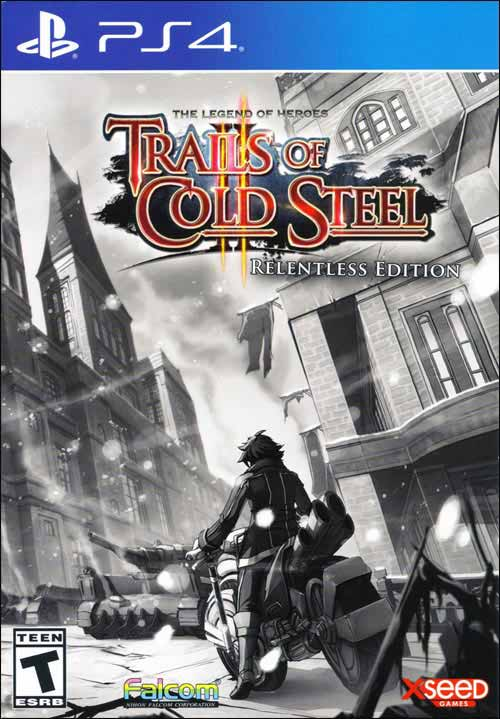 Legend of Heroes: Trails of Cold Steel II Relentless Edition